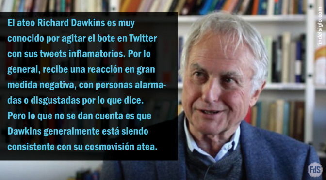 """Richard Dawkins: """"¿Podríamos superar nuestro tabú contra el canibalismo?"""""""