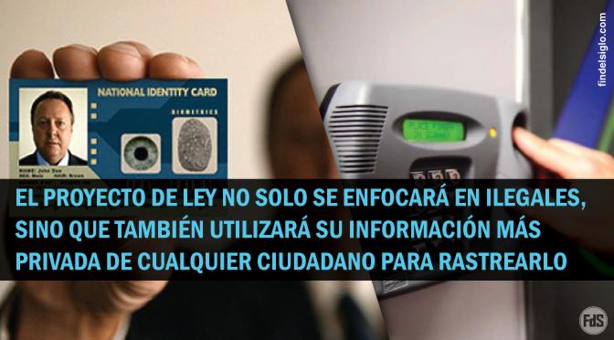 [EE.UU.] El Congreso promueve lentamente una ley de identificación nacional biométrica