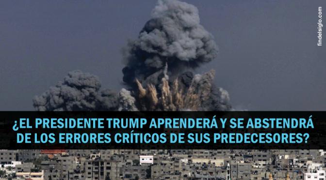 Estados Unidos y sus aliados bombardean Siria. ¿Ahora qué?