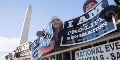 Pence marcha anti aborto 3