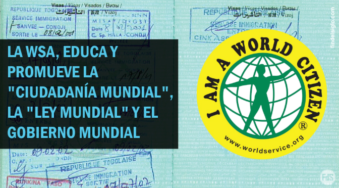 World Service Authority: Promoviendo el gobierno mundial