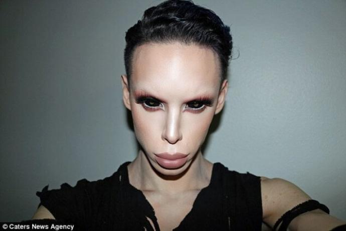 alien asexuado 3