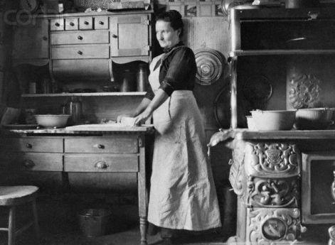 ama de casa 1900s