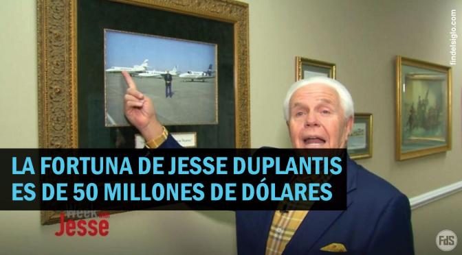 Teleevangelista quiere jet de $54 millones: 'Jesús no estaría montando burro'
