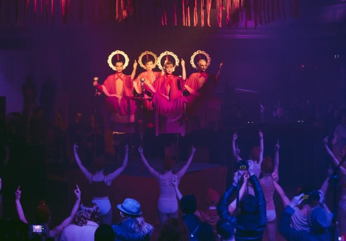 mona festival satanico Tasmania 5