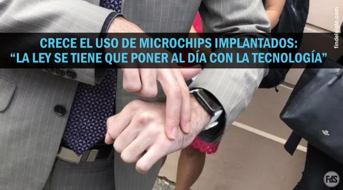 [Australia] Hombre es multado por viajar con un chip implantado en su mano