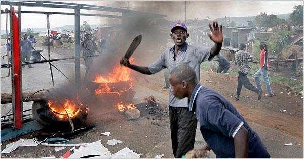 ataque a cristianos en africa