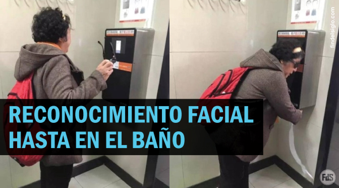 [China] La tecnología de reconocimiento facial se enfrenta a los ladrones de papel higiénico