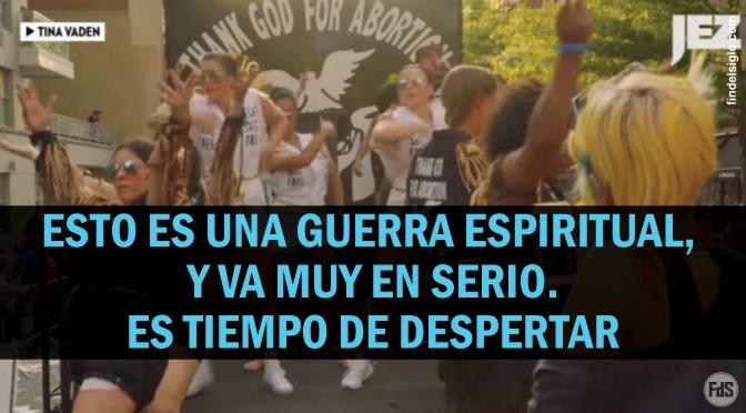 """[EE.UU.] Carroza con el lema """"Gracias a Dios por el aborto"""" se paseó en la 'Marcha del orgullo gay'"""