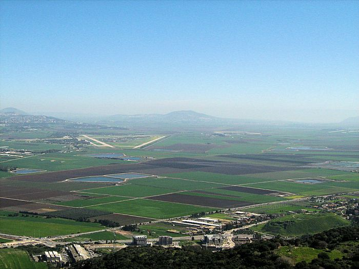 Jezreel_Valley_Israel_1