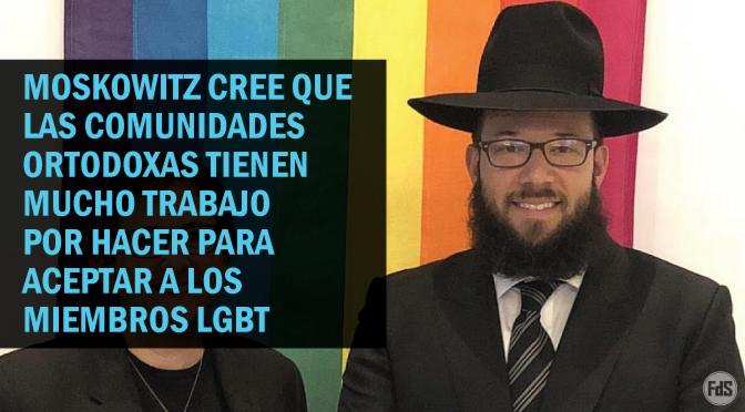 [EE.UU.] Rabino ultraortodoxo acaba de tomar un trabajo en una sinagoga LGBT