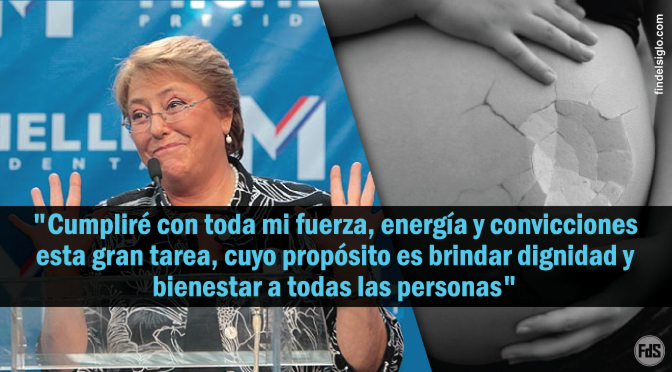 ONU nombra a Michelle Bachelet, acérrima promotora del aborto, para ocupar el primer lugar en derechos humanos