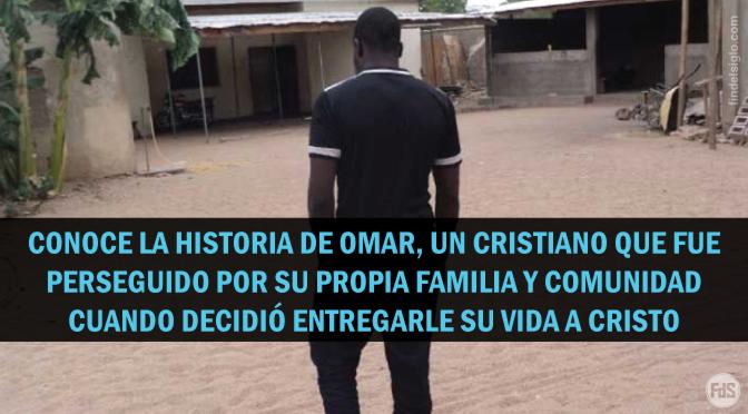 """""""HE LLEGADO A LA CONCLUSIÓN DE QUE JESÚS ES EL ÚNICO CAMINO"""""""