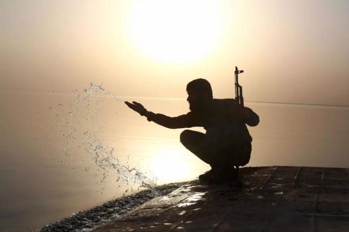 guerra por agua