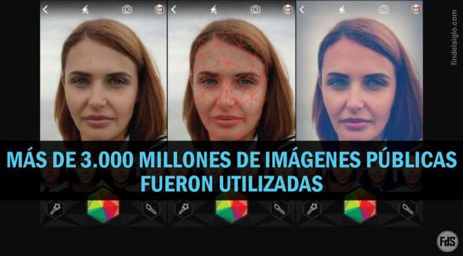 Facebook utilizó imágenes de Instagram para desarrollar su sistema de reconocimiento facial