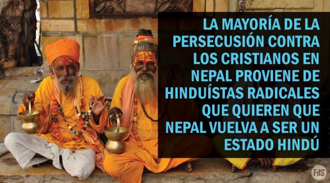 [Nepal] Se implementa la ley anti-conversión