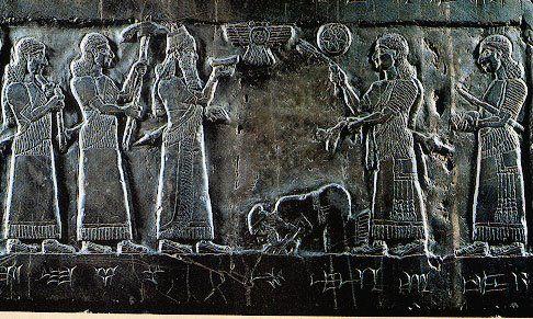Obelisco de Salmanasar III