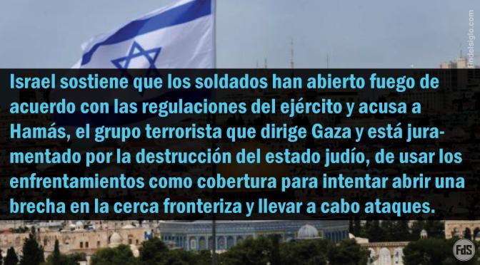 El jefe de la ONU propone una fuerza militar para proteger a los palestinos de Israel