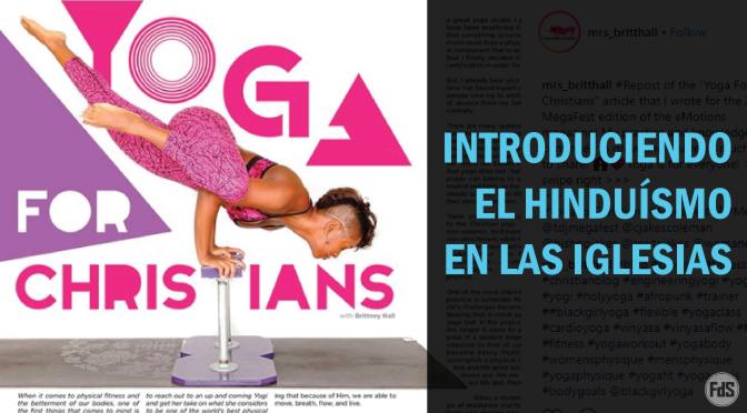 Crece la promoción del yoga en iglesias cristianas