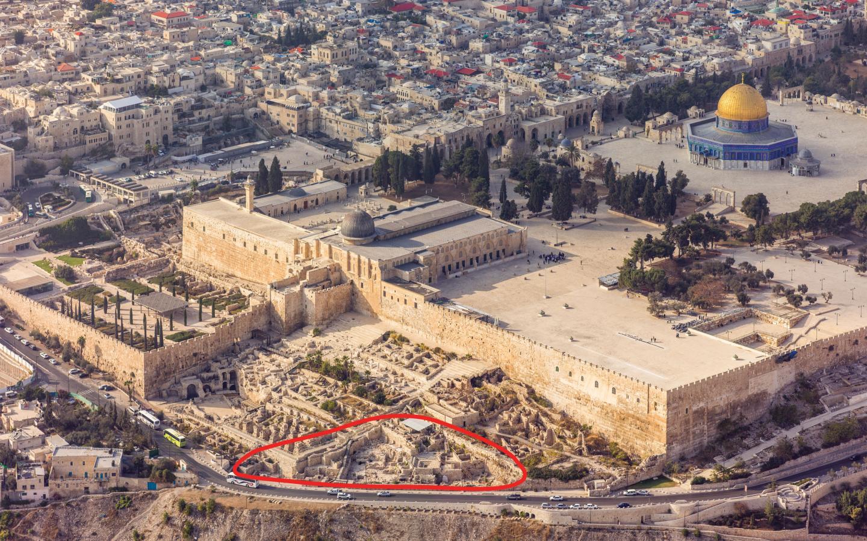 Ophel Jerusalen