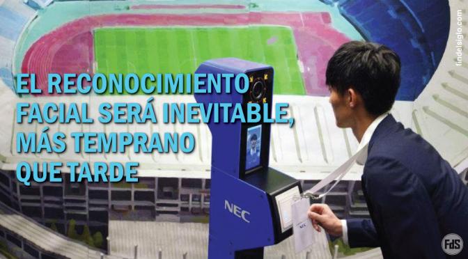 Potente sistema de reconocimiento facial para los Juegos Olímpicos de Tokio 2020