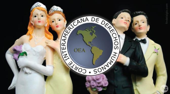 La Corte Interamericana de Derechos Humanos llama a 12 países de América Latina a legalizar el casamiento homosexual