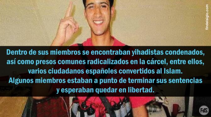 [España] Estado Islámico reclutando en las cárceles