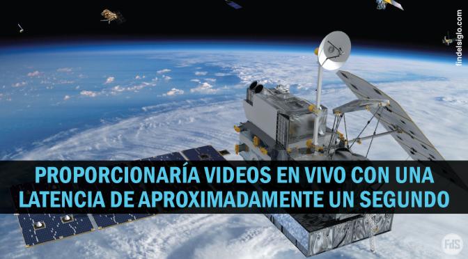 Buscan crear un plan para vigilar todo el planeta desde el espacio