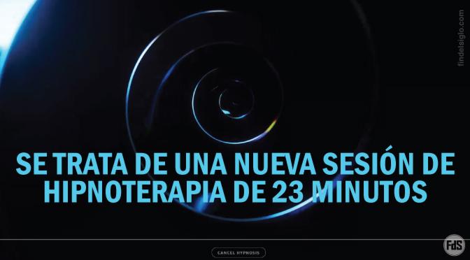 Samsung revela el extraño sitio de hipnoterapia que, según afirma, puede hacerte olvidar los programas de televisión para que puedas verlos nuevamente