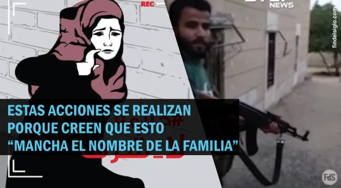 """[Siria] Una joven fue violada y su hermano la ejecutó a sangre fría para """"limpiar el honor familiar"""""""