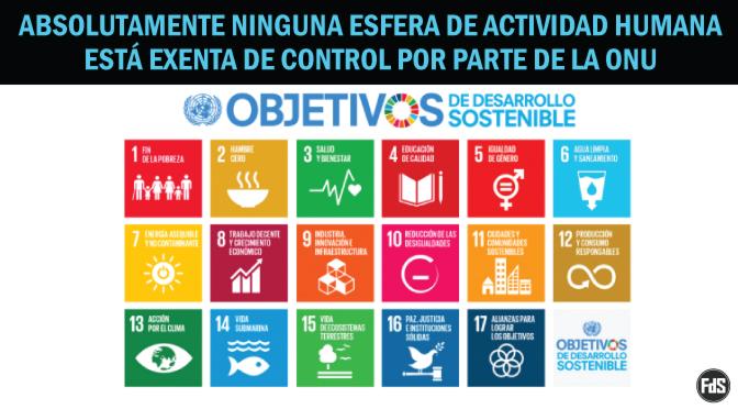 Las Naciones Unidas quieren el gobierno mundial en menos de doce años