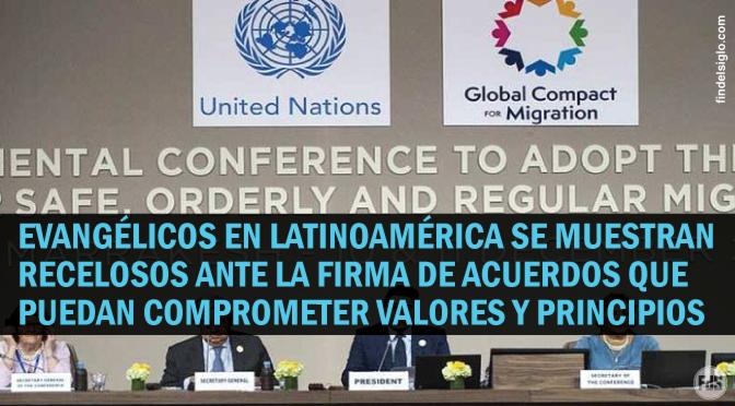 La ONU aprueba pacto migratorio mundial