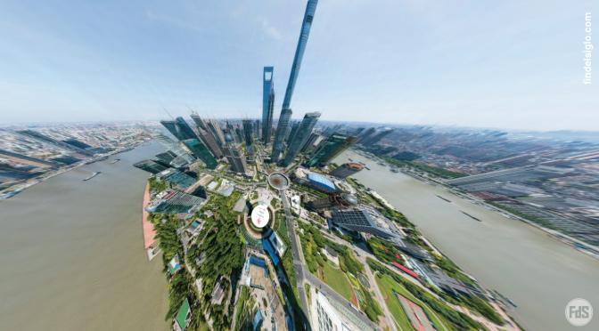 Fotografía de ¡195 mil millones de pixeles!