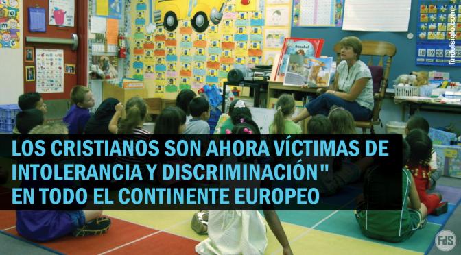 [España] Despiden a una profesora de guardería por negarse a leer cuentos de homosexuales a los niños