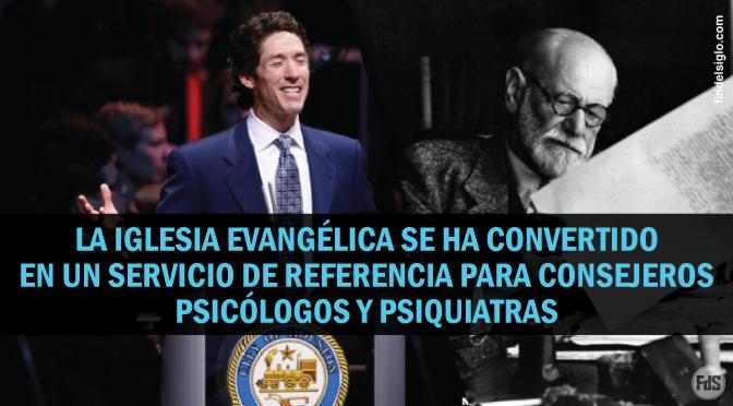 LA PSICOLOGÍA Y LA IGLESIA EVANGÉLICA