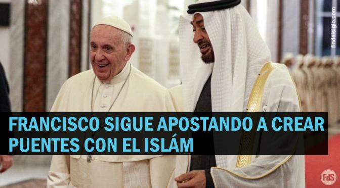 Francisco será el primer papa romano en viajar a la península arábiga