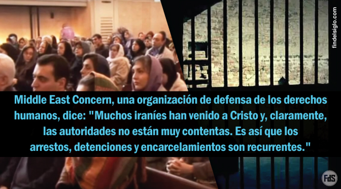 [Irán] Los derechos humanos y la persecución de los cristianos