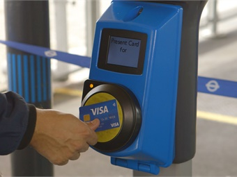 pago tarjeta credito transporte publico