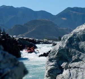 Rafting-gorge
