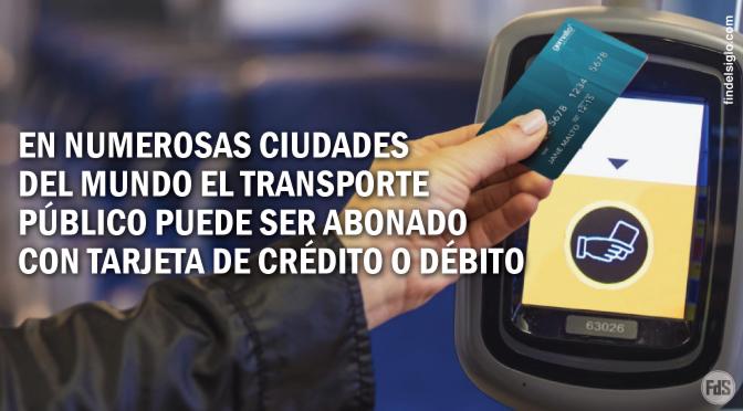 Cómo funciona la tecnología de pago sin contacto EMV en el transporte público