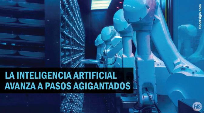 """La Inteligencia Artificial podría crear un """"dictador inmortal del que nunca podremos escapar"""""""