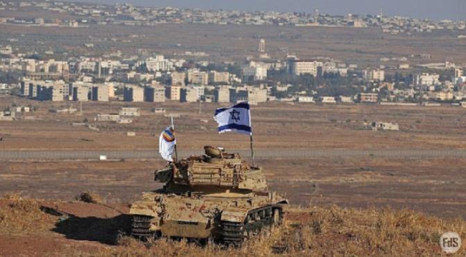 Israel recupera los altos de Golán