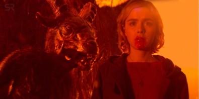 Las escalofriantes aventuras de Sabrina 3