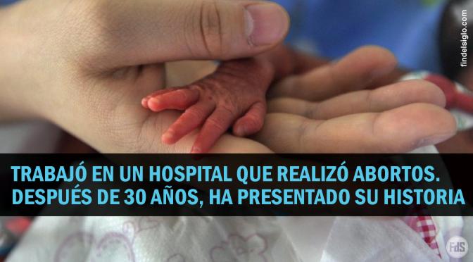 """""""¡Estaba viva y llorando!"""": Enfermera de un abortorio renuncia después de que una beba nazca con vida y se muera"""