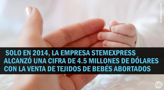 [Colombia] Se admite la mercantilización de órganos y tejidos de niños abortados