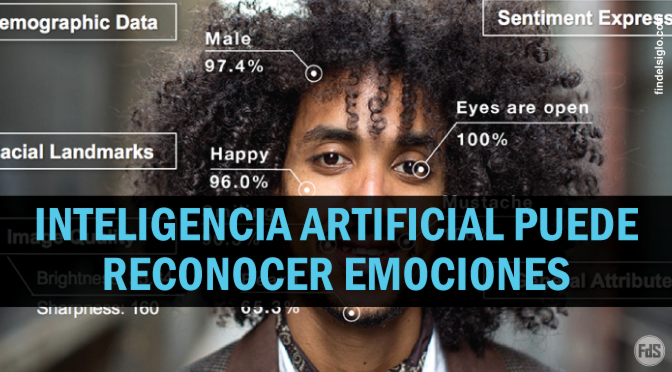 Sistema de reconocimiento facial de Amazon es capaz de detectar el miedo