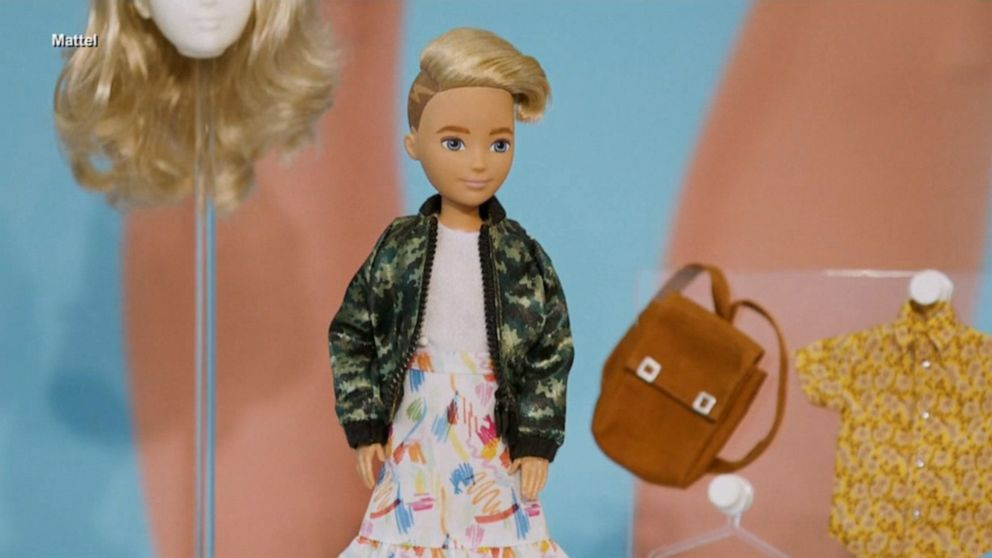 Barbie genero neutro 3