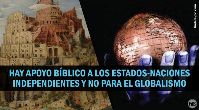 El Señor reprendió al globalismo en la Torre de Babel