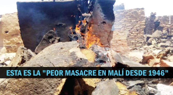 [Malí] Yihadistas masacran a toda una aldea cristiana matando al menos a 100, muchos quemados hasta la muerte
