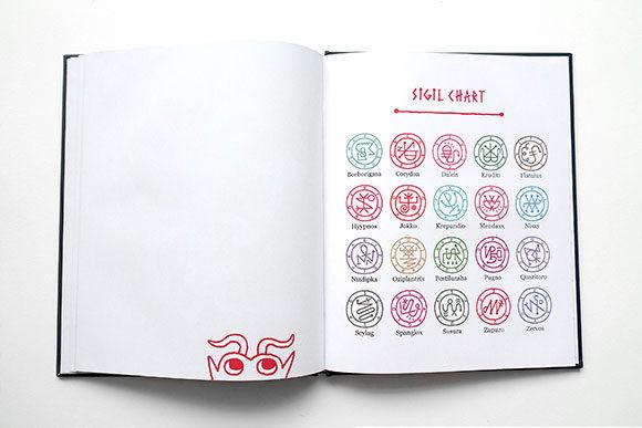 Libro de demonios para niños - wallmart 2